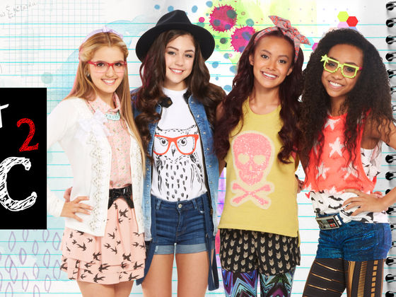which project mc2 character are you playbuzz
