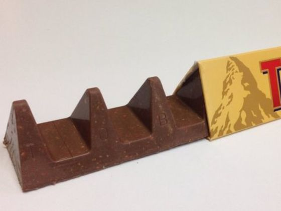 Toblerone Is Trying To Cheat People Out Of Chocolate And The Internet Won't Stand For It