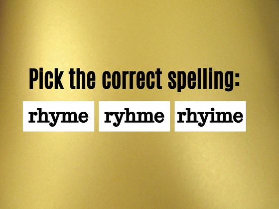 no one can pass this 5th grade basic spelling test playbuzz