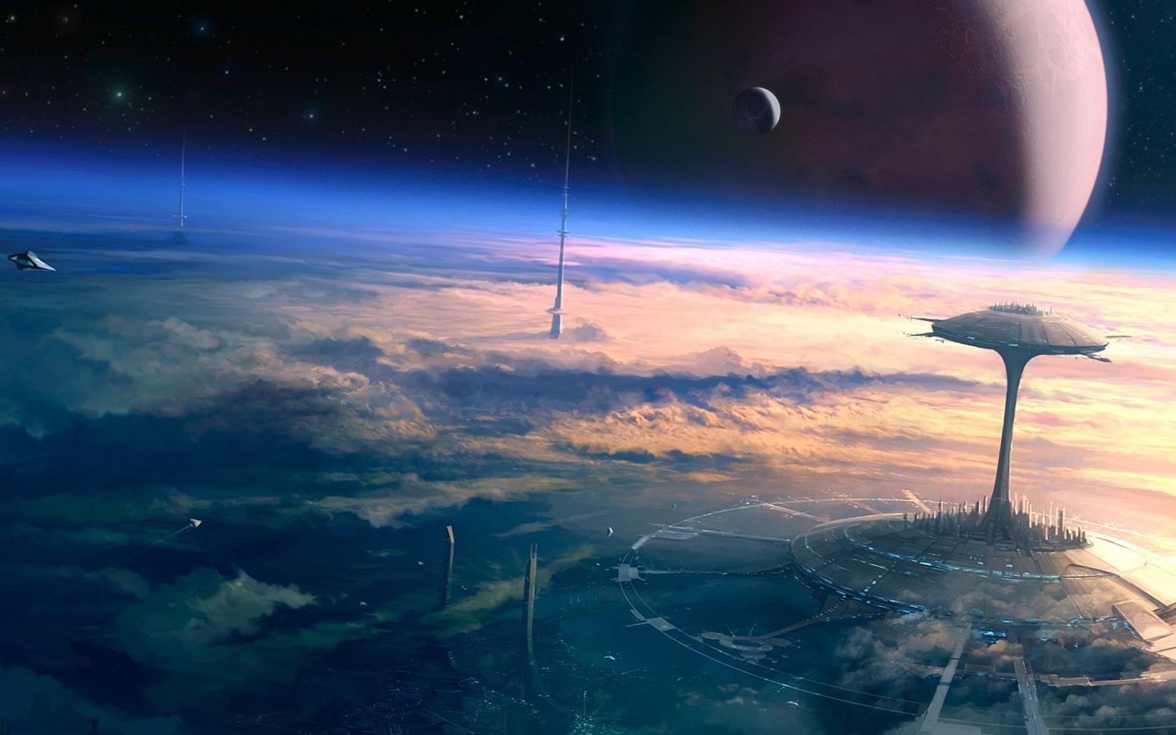 Sci Fi Planet