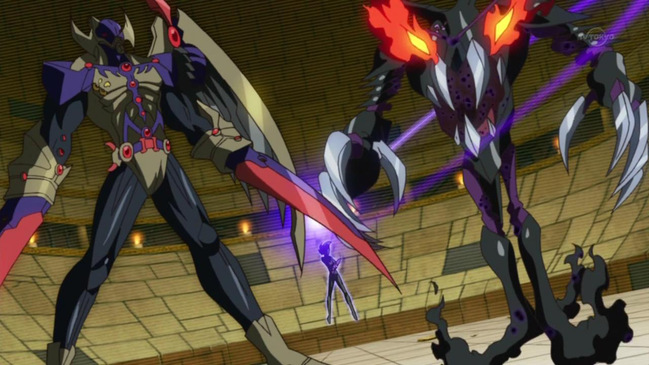 Yugioh Number 102 Name The Barian Number Cards