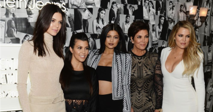 Kardashian clan mitglieder