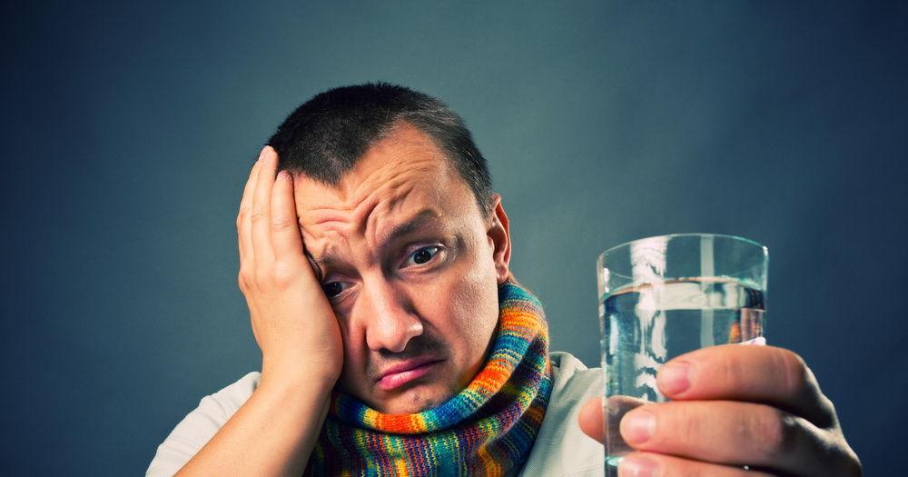 Неделю не могу вылечить простуду