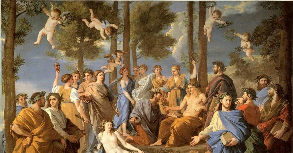 the big role the greek mythology played in the lives of the greeks