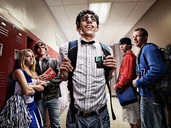 Can We Guess What Your High School Stereotype Was?