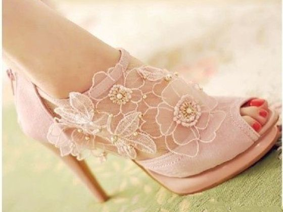 What Shoes Should You Wear On Your Wedding Day