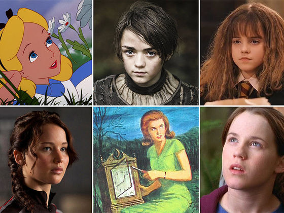 Which Literary Heroine Are You Most Like?
