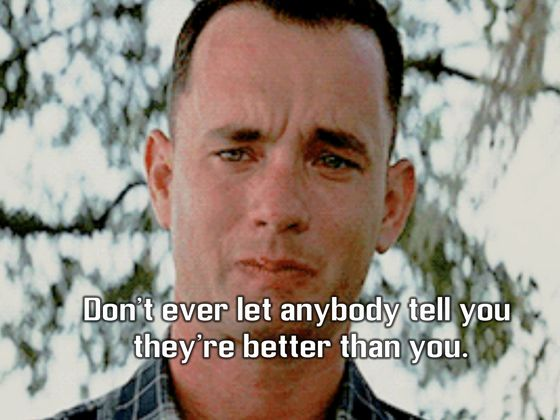 Do You Think Like Forrest Gump According To The 17-Question Psychological Personality Test?