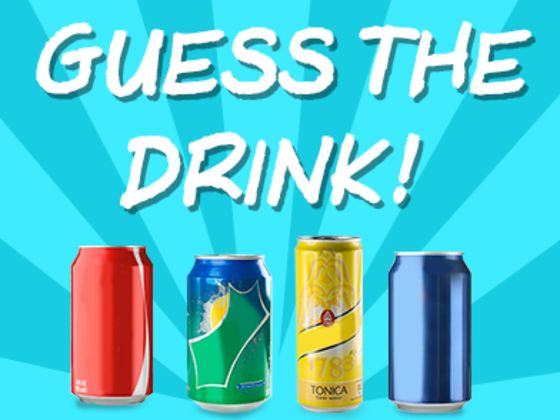 Can You Name The Soft Drinks From Their Nameless Cans?