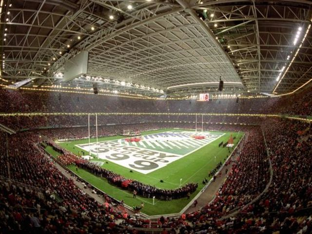 The Great Google Street View Stadium Quiz Rugby World Cup