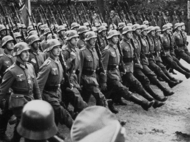 Только гении пройдут этот сложнейший тест! - Вторая мировая война длилась с 1939 по 1945 годы.