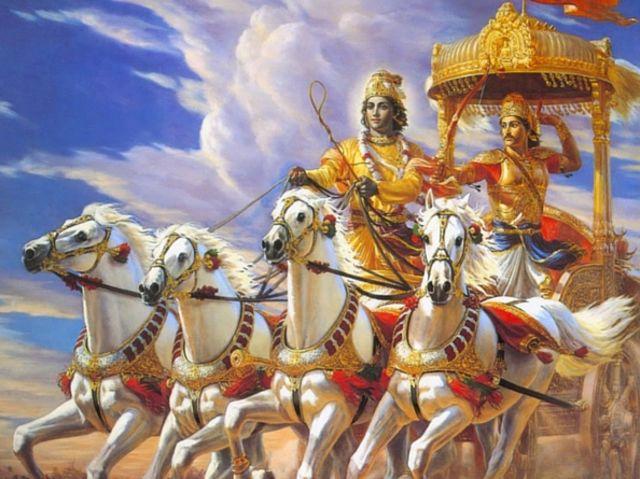 Только гении пройдут этот сложнейший тест! - Древние индуистские писания написаны на: