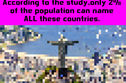 Only The Most Creative People Can Tell The Country By A Pixelated Landmark