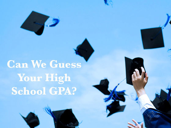 What was your high school GPA and what college did you end up going to?