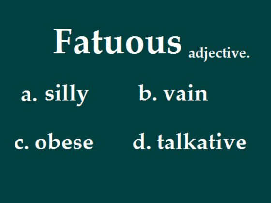 How Many Of These Rare Words Do You Know?