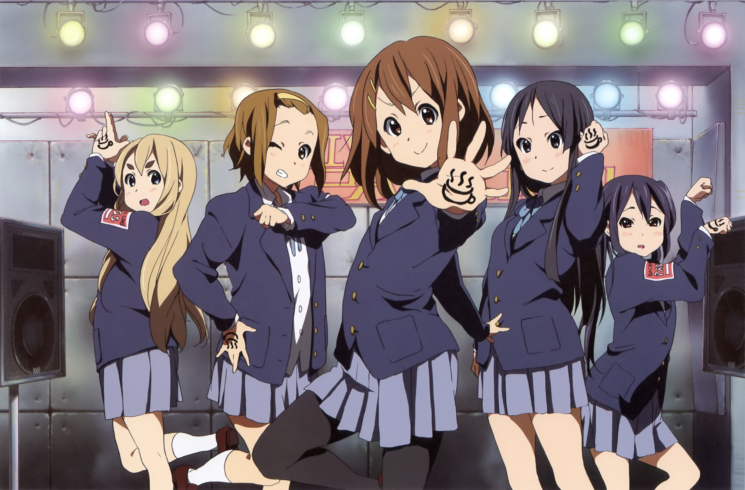 Which K-on!! Character Are You...