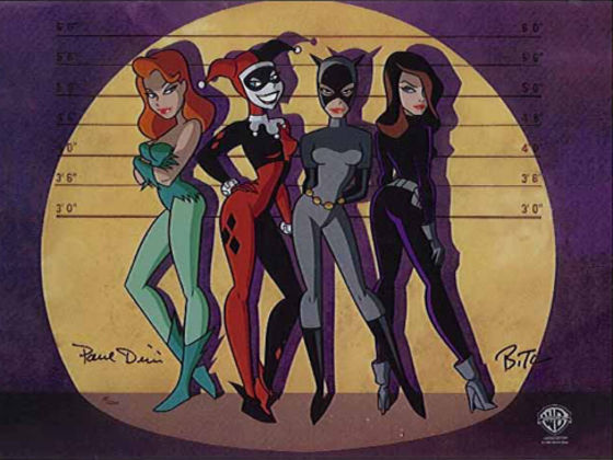 Which Gotham Girl Are You? | Playbuzz