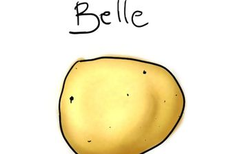 What If Disney Princesses Were Potatoes?