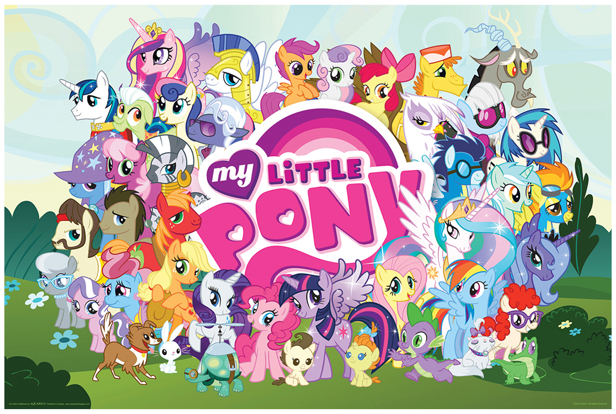 Can You Name ALL The My Little Ponies  Playbuzz