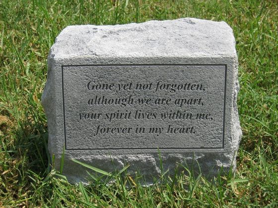 Which Famous Quote Should Be Carved On Your Tombstone?