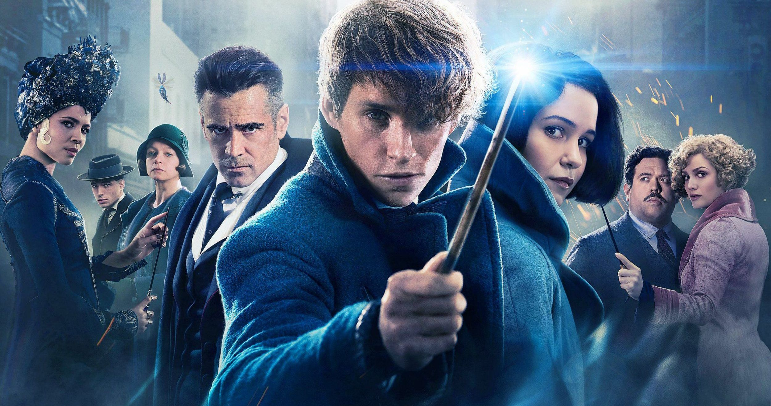 You're Not A Real Harry Potter Fan If You Can't Name At Least Half Of These Fantastic Beasts Characters!