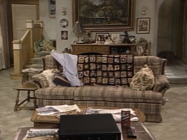 Quiz Match The Famous Living Room To Tv Sitcom Apartment