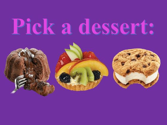 We Can Guess Your Age Based On This Dessert Quiz