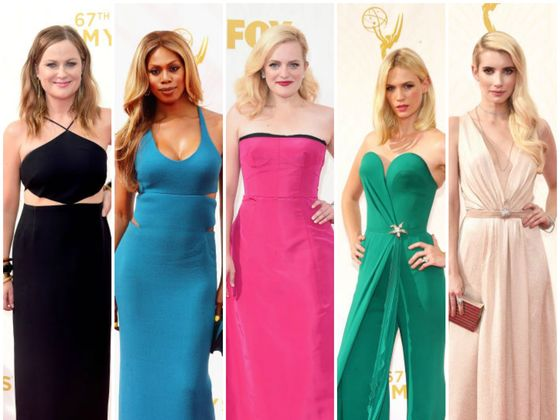 Who Was The Best Dressed At The 2015 Emmys Playbuzz
