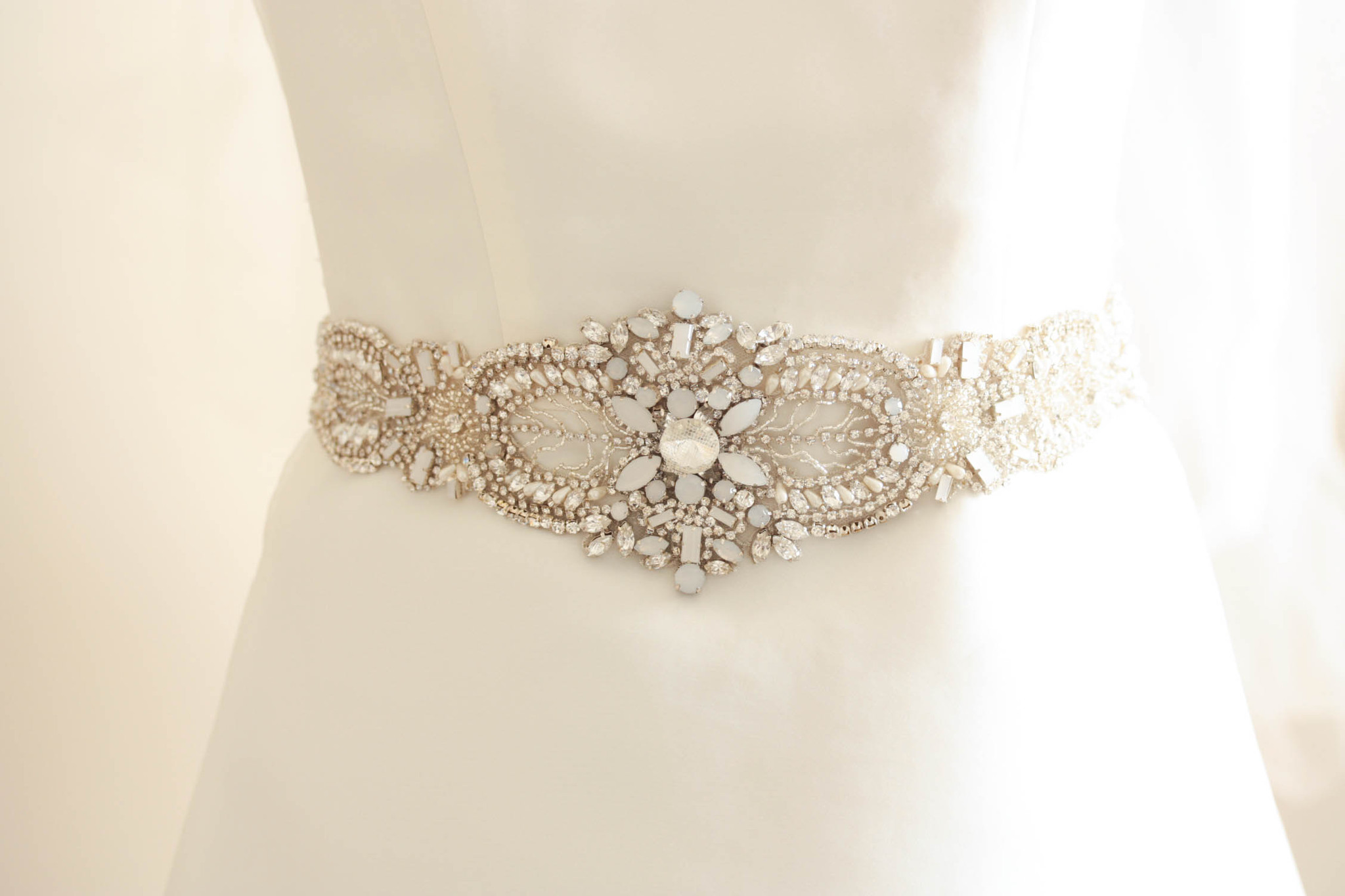 Wedding Bridal Sashes dress up with embellished bridal accessories belts playbuzz