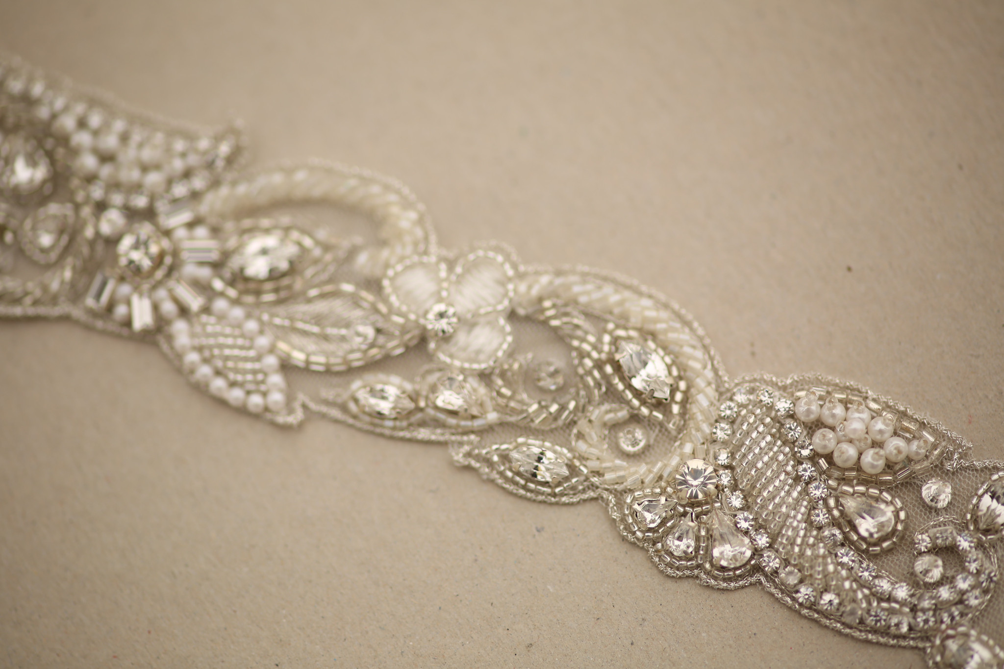 Dress up with embellished bridal accessories belts | Playbuzz
