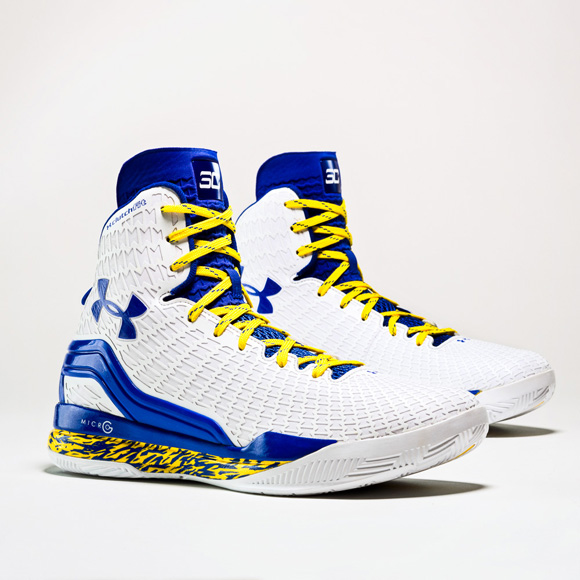 Under Armour Stephen Curry Signature Shoe