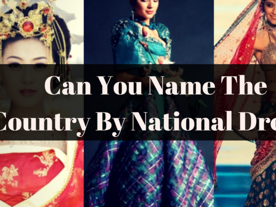 Are You A Geography Expert? Name The Country By National Dress!
