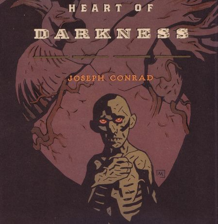 Conrad's Use of Language in Heart of Darkness