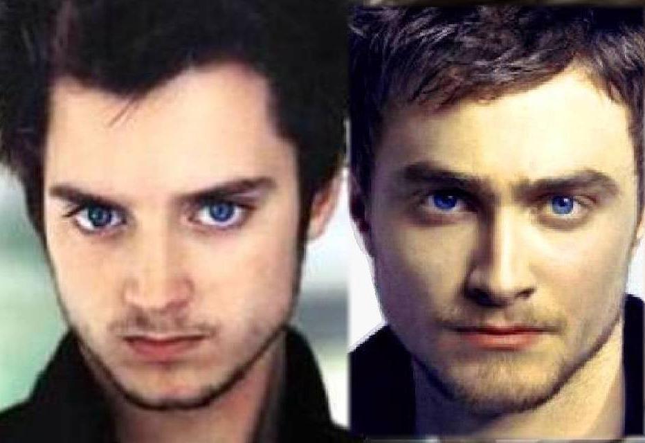 Elijah Wood Daniel Radcliffe