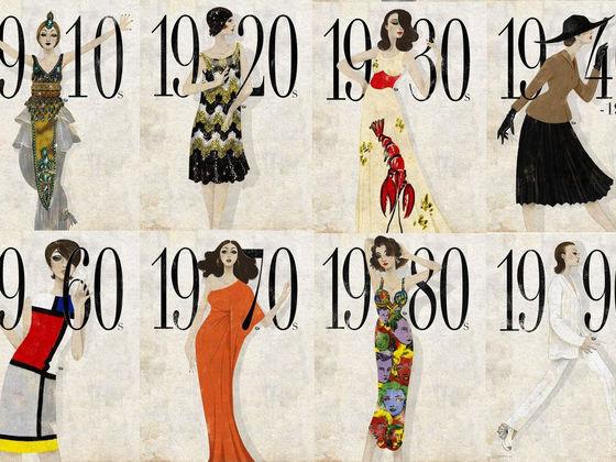 Fashion Dos By Decade More Magazine What Fashion Decade Do
