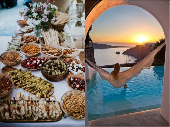 Choose Your Ideal Wedding Menu And We'll Reveal Your Honeymoon Destination