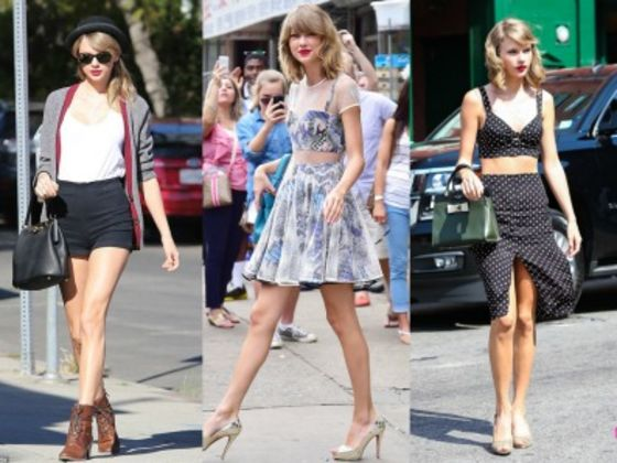 Which Taylor Swift Style Describes You Playbuzz