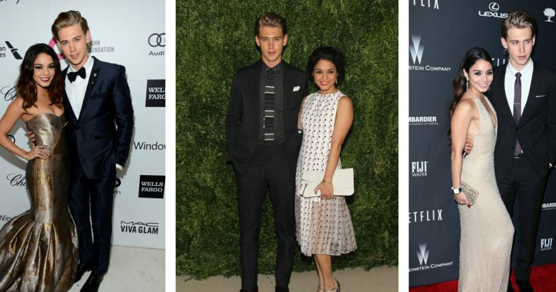 Una Pareja Fashion Los Looks De Austin Butler Y Vanessa Hudgens Playbuzz