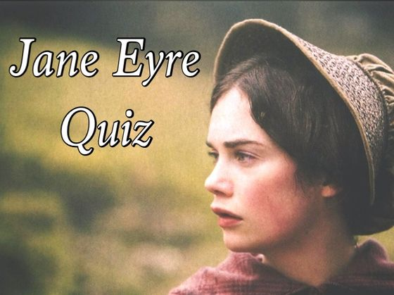 Which Jane Eyre Character Are You?