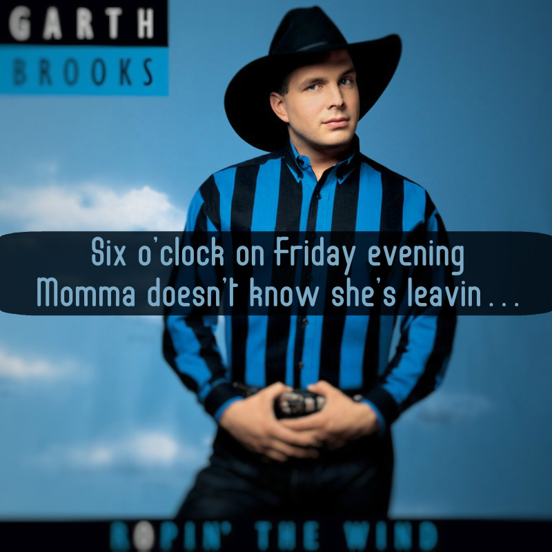 Lyric down rodeo lyrics : Can You Name The Garth Brooks Song From The Opening Lyrics? | Playbuzz