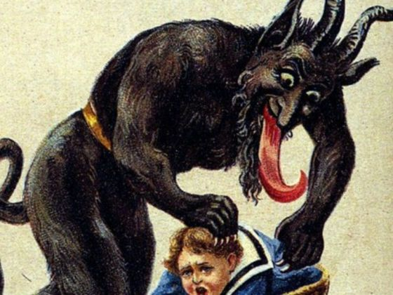 Will Krampus Drag You To Hell This Christmas?