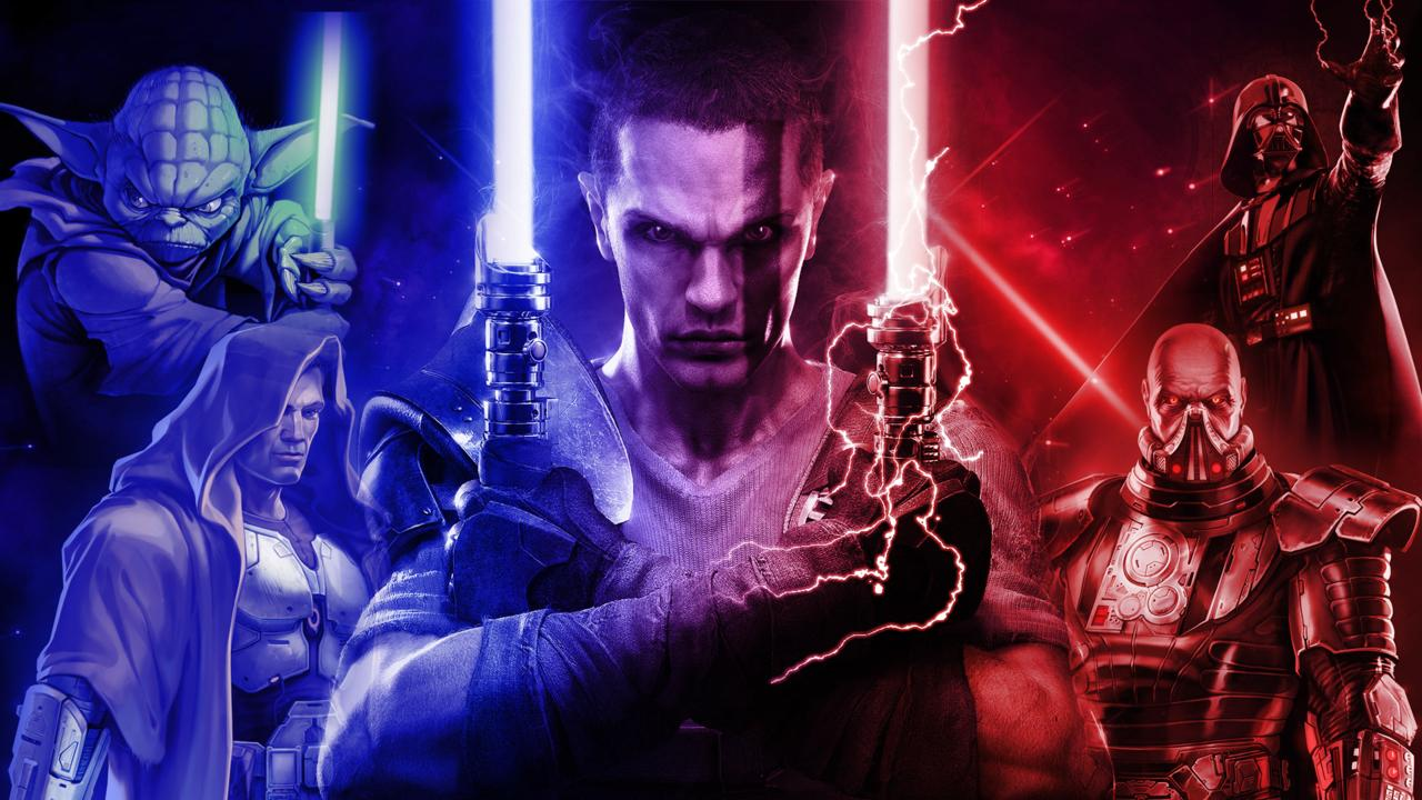 stars wars: are you a jedi or sith? | playbuzz