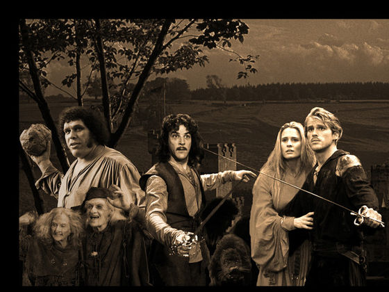 What Princess Bride Character Are You?