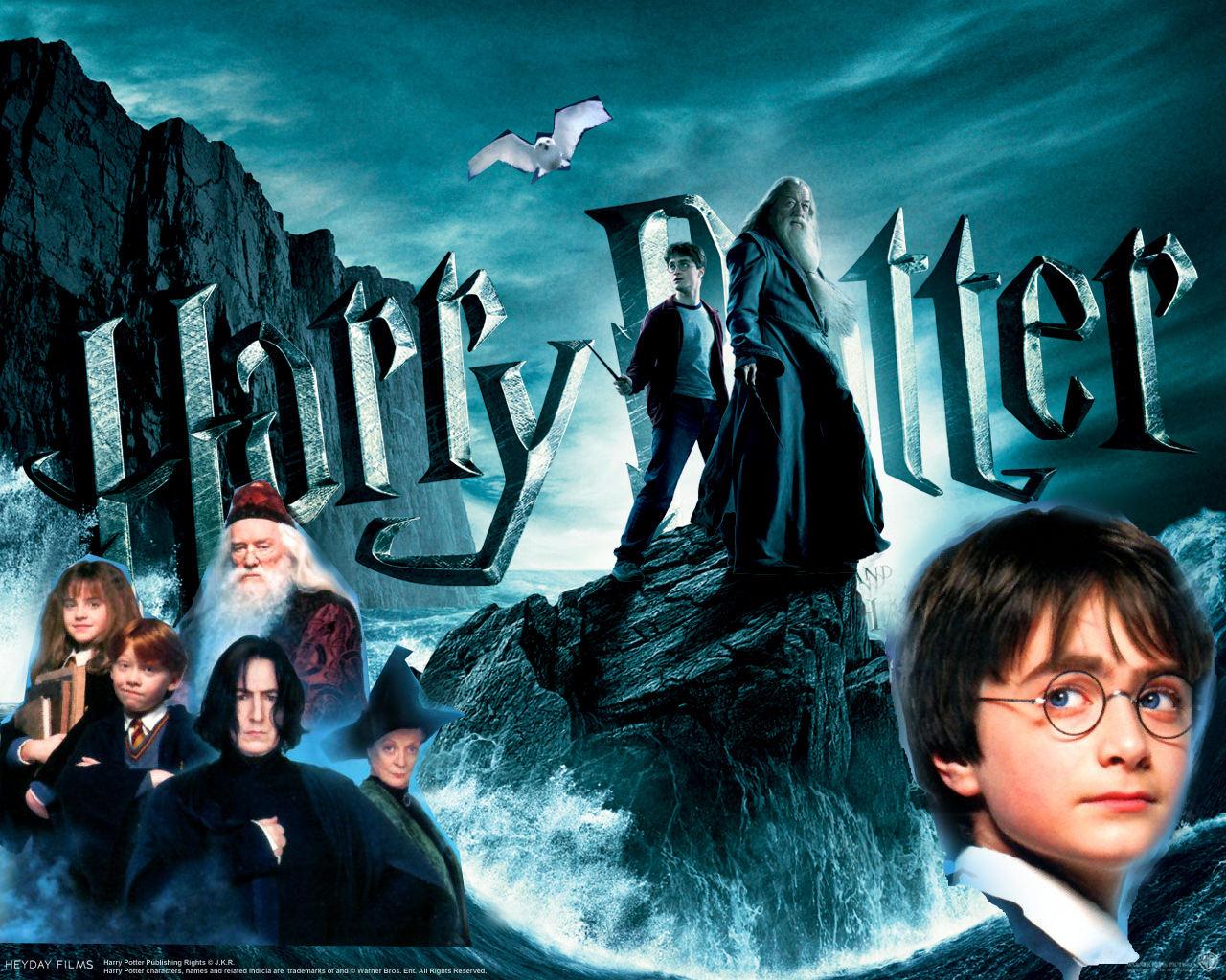 Harry potter - Harry Potter 2