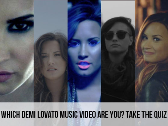 Which Demi Lovato Music Video Are You