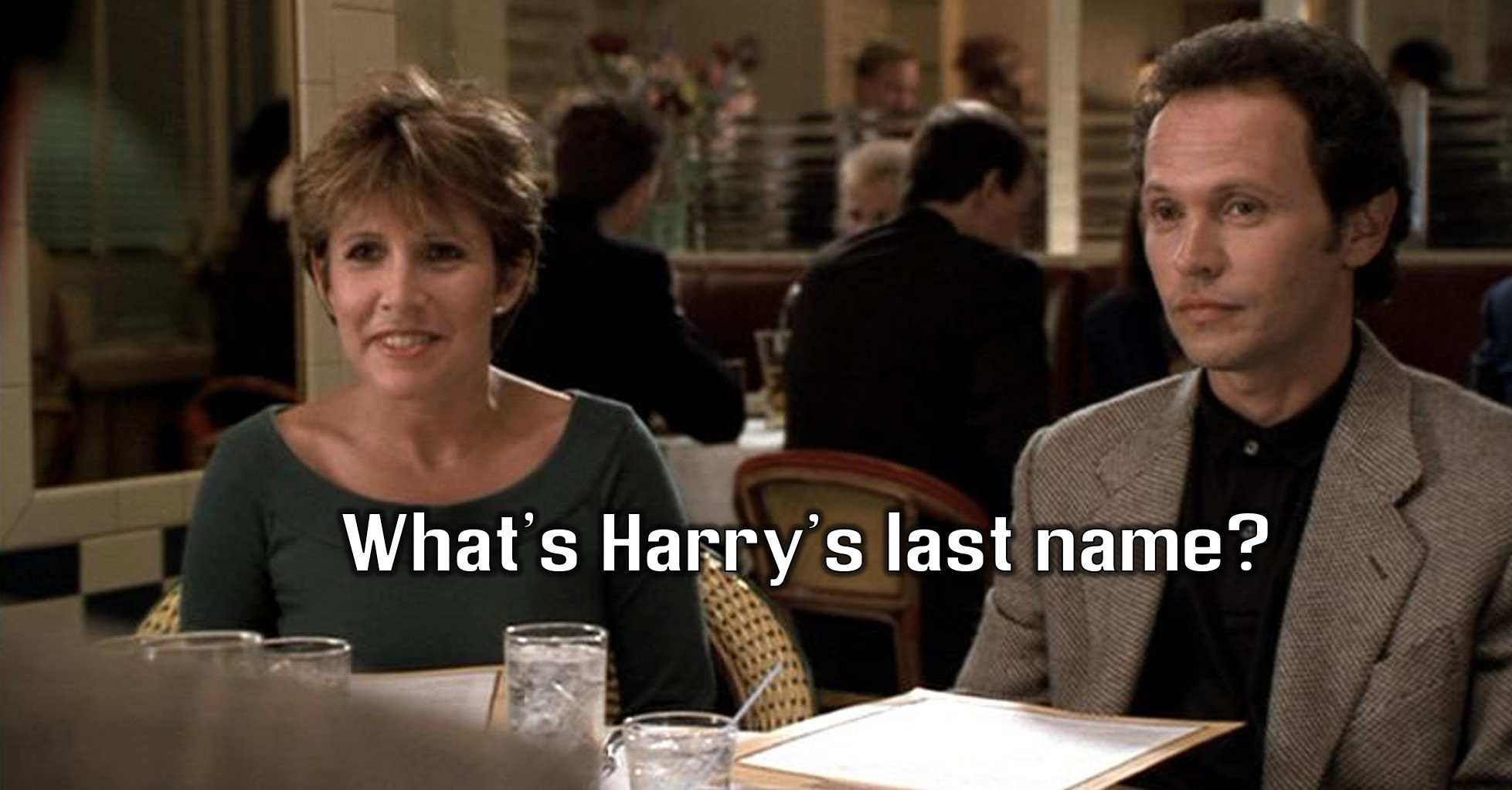 "Can You Still Answer These 17 Tricky Questions About ""When Harry"