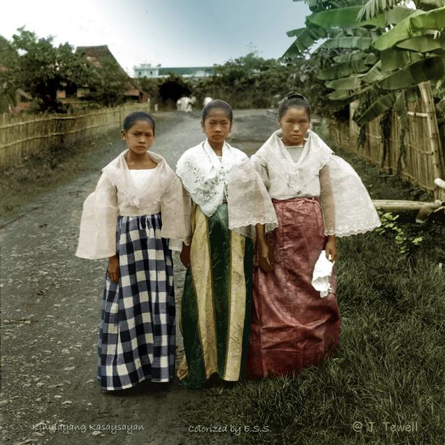 51 Old Colorized Photos Reveal The Fascinating Filipino ...