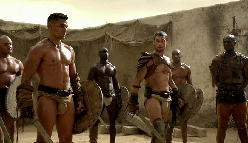 crixus in spartacus