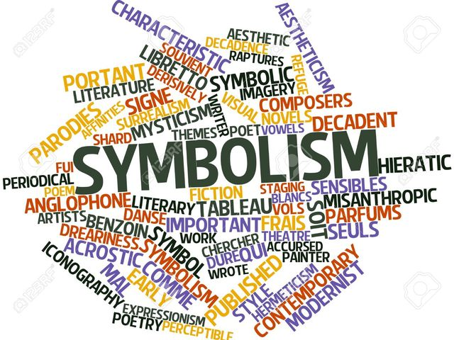 the use of symbolism in the This page looks at what symbolism is and how symbols can be used in writing a book standard symbols like christian symbols and national symbols are discussed but also unique symbols devised by the author to represent a character.