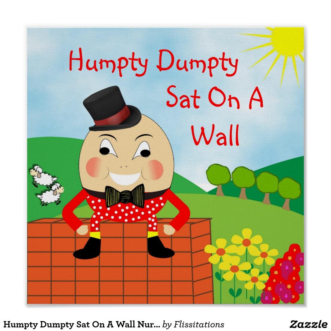 Humpty Dumpty Craft Ideas